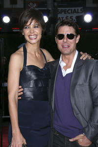 """""""Tropic Thunder"""" PremiereKatie Holmes, Tom Cruise 8-11-2008 / Mann Village Theater / Los Angeles, CA / Dreamworks / Photo by Max Rodeo - Image 23587_0008"""