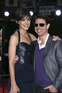 """""""Tropic Thunder"""" PremiereKatie Holmes, Tom Cruise 8-11-2008 / Mann Village Theater / Los Angeles, CA / Dreamworks / Photo by Max Rodeo - Image 23587_0011"""