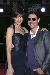 """Tropic Thunder"" PremiereKatie Holmes, Tom Cruise 8-11-2008 / Mann Village Theater / Los Angeles, CA / Dreamworks / Photo by Max Rodeo - Image 23587_0015"