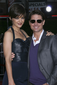 """""""Tropic Thunder"""" PremiereKatie Holmes, Tom Cruise 8-11-2008 / Mann Village Theater / Los Angeles, CA / Dreamworks / Photo by Max Rodeo - Image 23587_0023"""