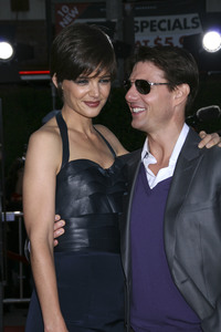 """Tropic Thunder"" PremiereKatie Holmes, Tom Cruise 8-11-2008 / Mann Village Theater / Los Angeles, CA / Dreamworks / Photo by Max Rodeo - Image 23587_0026"