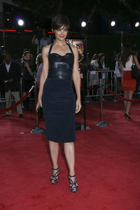 """Tropic Thunder"" PremiereKatie Holmes8-11-2008 / Mann Village Theater / Los Angeles, CA / Dreamworks / Photo by Max Rodeo - Image 23587_0028"