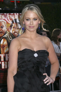 """Tropic Thunder"" Premiere Christine Taylor 8-11-2008 / Mann Village Theater / Los Angeles, CA / Dreamworks / Photo by Max Rodeo - Image 23587_0046"