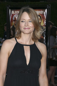 """""""Tropic Thunder"""" Premiere Jodie Foster 8-11-2008 / Mann Village Theater / Los Angeles, CA / Dreamworks / Photo by Max Rodeo - Image 23587_0048"""
