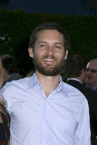 """Tropic Thunder"" Premiere Tobey Maguire 8-11-2008 / Mann Village Theater / Los Angeles, CA / Dreamworks / Photo by Max Rodeo - Image 23587_0054"