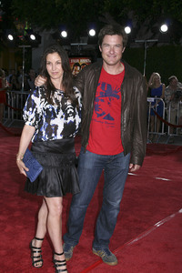 """Tropic Thunder"" Premiere Amanda Anka, Jason Bateman 8-11-2008 / Mann Village Theater / Los Angeles, CA / Dreamworks / Photo by Max Rodeo - Image 23587_0068"