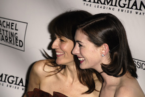 """Rachel Getting Married"" PremiereRosemarie DeWitt, Anne Hathaway9-15-2008 / Writer"