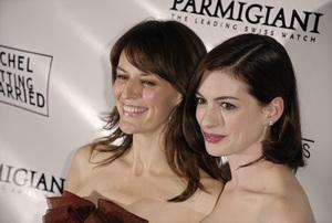 """Rachel Getting Married"" PremiereRosemarie DeWitt, Anne Hathaway9-15-2008 / Writer"