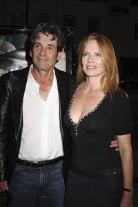 """Appaloosa"" PremiereAlan Rosenberg, Marg Helgenberger 9-17-08 / The Academy Theatre / Beverly Hills, CA / New Line Cinema / Photo by Max Rodeo - Image 23611_0010"
