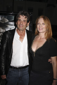 """Appaloosa"" PremiereAlan Rosenberg, Marg Helgenberger 9-17-08 / The Academy Theatre / Beverly Hills, CA / New Line Cinema / Photo by Max Rodeo - Image 23611_0011"
