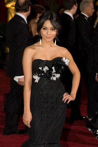 """""""The 81st Annual Academy Awards"""" (Arrivals)Vanessa Hudgens02-22-2009Photo by Bryan Crowe © 2009 A.M.P.A.S. - Image 23704_0043"""