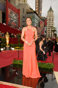 """The 81st Annual Academy Awards"" (Arrivals)Robin Roberts02-22-2009Photo by Darren Decker © 2009 A.M.P.A.S. - Image 23704_0048"