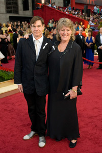 """""""The 81st Annual Academy Awards"""" (Arrivals)Gus Van Sant, Anne Kronenberg02-22-2009Photo by Jon Didier © 2009 A.M.P.A.S. - Image 23704_0090"""