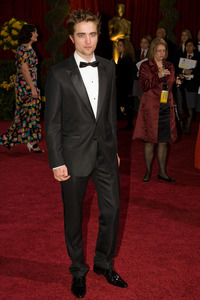 """The 81st Annual Academy Awards"" (Arrivals)Robert Pattinson02-22-2009Photo by Bryan Crowe © 2009 A.M.P.A.S. - Image 23704_0107"
