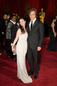 """The 81st Annual Academy Awards"" (Arrivals)Kate Arrington, Michael Shannon02-22-2009Photo by Bryan Crowe © 2009 A.M.P.A.S. - Image 23704_0108"