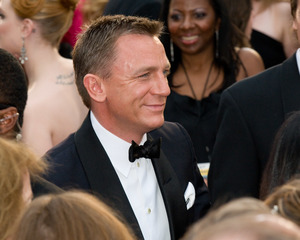 """The 81st Annual Academy Awards"" (Arrivals)Daniel Craig02-22-2009Photo by Erik Ovanespour © 2009 A.M.P.A.S. - Image 23704_0110"