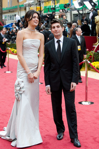 """""""The 81st Annual Academy Awards"""" (Arrivals)Lauren Gish, Sam Kori George02-22-2009Photo by Erik Ovanespour © 2009 A.M.P.A.S.  - Image 23704_0117"""