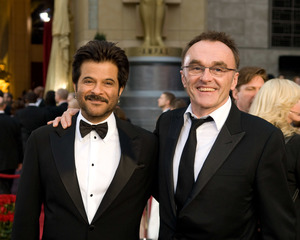 """""""The 81st Annual Academy Awards"""" (Arrivals)Anil Kapoor, Danny Boyle02-22-2009Photo by Jon Didier © 2009 A.M.P.A.S. - Image 23704_0122"""
