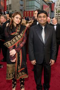 """The 81st Annual Academy Awards"" (Arrivals)A.R. Rahman02-22-2009Photo by Darren Decker © 2009 A.M.P.A.S. - Image 23704_0127"