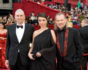 """The 81st Annual Academy Awards"" (Arrivals)Mathias Forberg, Ursula Strauss, Johannes Krisch02-22-2009Photo by Jon Didier © 2009 A.M.P.A.S. - Image 23704_0128"
