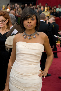 """The 81st Annual Academy Awards"" (Arrivals)Taraji P. Henson02-22-2009Photo by Jon Didier © 2009 A.M.P.A.S. - Image 23704_0131"