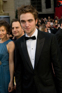 """The 81st Annual Academy Awards"" (Arrivals)Robert Pattinson02-22-2009Photo by Jon Didier © 2009 A.M.P.A.S. - Image 23704_0147"