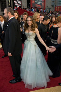 """""""The 81st Annual Academy Awards"""" (Arrivals)Sarah Jessica Parker02-22-2009Photo by Jon Didier © 2009 A.M.P.A.S. - Image 23704_0150"""