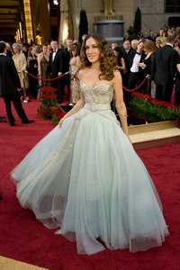 """""""The 81st Annual Academy Awards"""" (Arrivals)Sarah Jessica Parker02-22-2009Photo by Jon Didier © 2009 A.M.P.A.S. - Image 23704_0152"""