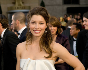 """The 81st Annual Academy Awards"" (Arrivals)Jessica Biel02-22-2009Photo by Jon Didier © 2009 A.M.P.A.S. - Image 23704_0153"