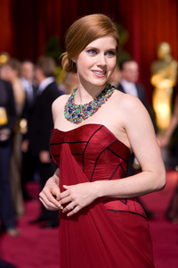 """""""The 81st Annual Academy Awards"""" (Arrivals)Amy Adams02-22-2009Photo by Armando Flores © 2009 A.M.P.A.S. - Image 23704_0176"""