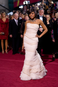 """The 81st Annual Academy Awards"" (Arrivals)Taraji P. Henson02-22-2009Photo by Armando Flores © 2009 A.M.P.A.S. - Image 23704_0184"
