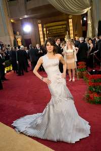 """""""The 81st Annual Academy Awards"""" (Arrivals)Marisa Tomei02-22-2009Photo by Jon Didier © 2009 A.M.P.A.S. - Image 23704_0194"""