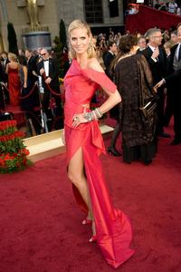 """The 81st Annual Academy Awards"" (Arrivals)Heidi Klum02-22-2009Photo by Jon Didier © 2009 A.M.P.A.S. - Image 23704_0196"