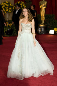 """""""The 81st Annual Academy Awards"""" (Arrivals)Sarah Jessica Parker02-22-2009Photo by Bryan Crowe © 2009 A.M.P.A.S. - Image 23704_0213"""