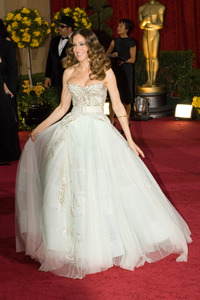 """The 81st Annual Academy Awards"" (Arrivals)Sarah Jessica Parker02-22-2009Photo by Bryan Crowe © 2009 A.M.P.A.S. - Image 23704_0214"