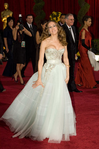 """The 81st Annual Academy Awards"" (Arrivals)Sarah Jessica Parker02-22-2009Photo by Bryan Crowe © 2009 A.M.P.A.S. - Image 23704_0216"