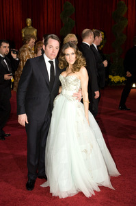 """""""The 81st Annual Academy Awards"""" (Arrivals)Matthew Broderick, Sarah Jessica Parker02-22-2009Photo by Bryan Crowe © 2009 A.M.P.A.S. - Image 23704_0217"""