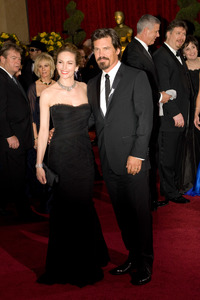"""The 81st Annual Academy Awards"" (Arrivals)Diane Lane, Josh Brolin02-22-2009Photo by Bryan Crowe © 2009 A.M.P.A.S. - Image 23704_0225"