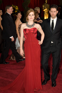 """""""The 81st Annual Academy Awards"""" (Arrivals)Amy Adams02-22-2009Photo by Bryan Crowe © 2009 A.M.P.A.S. - Image 23704_0227"""