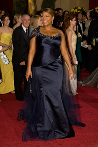 """The 81st Annual Academy Awards"" (Arrivals)Queen Latifah02-22-2009Photo by Bryan Crowe © 2009 A.M.P.A.S. - Image 23704_0228"