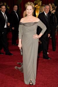 """""""The 81st Annual Academy Awards"""" (Arrivals)Meryl Streep02-22-2009Photo by Bryan Crowe © 2009 A.M.P.A.S. - Image 23704_0229"""