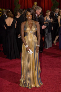 """""""The 81st Annual Academy Awards"""" (Arrivals)Viola Davis02-22-2009Photo by Bryan Crowe © 2009 A.M.P.A.S. - Image 23704_0234"""