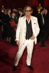 """""""The 81st Annual Academy Awards"""" (Arrivals)Mickey Rourke02-22-2009Photo by Bryan Crowe © 2009 A.M.P.A.S. - Image 23704_0239"""