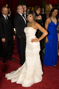"""""""The 81st Annual Academy Awards"""" (Arrivals)Taraji P. Henson02-22-2009Photo by Bryan Crowe © 2009 A.M.P.A.S. - Image 23704_0248"""