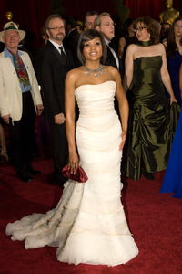 """The 81st Annual Academy Awards"" (Arrivals)Taraji P. Henson02-22-2009Photo by Bryan Crowe © 2009 A.M.P.A.S. - Image 23704_0249"
