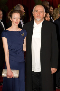 """""""The 81st Annual Academy Awards"""" (Arrivals)Meabh Flynn, Peter Gabriel02-22-2009 © 2009 A.M.P.A.S. - Image 23704_0255"""