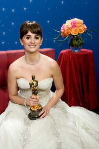 """The 81st Annual Academy Awards"" (Backstage)Penelope Cruz02-22-2009Photo by Todd Wawrychuk © 2009 A.M.P.A.S. - Image 23704_0258"