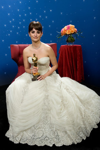 """""""The 81st Annual Academy Awards"""" (Backstage)Penelope Cruz02-22-2009Photo by Todd Wawrychuk © 2009 A.M.P.A.S. - Image 23704_0259"""