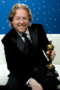 """""""The 81st Annual Academy Awards"""" (Backstage)Andrew Stanton02-22-2009Photo by Todd Wawrychuk © 2009 A.M.P.A.S. - Image 23704_0263"""