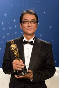 """The 81st Annual Academy Awards"" (Backstage)Yojiro Takita02-22-2009Photo by Todd Wawrychuk © 2009 A.M.P.A.S. - Image 23704_0268"